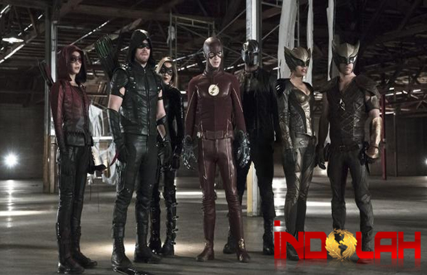 Trailar The Flash & Arrow Extended Crossover