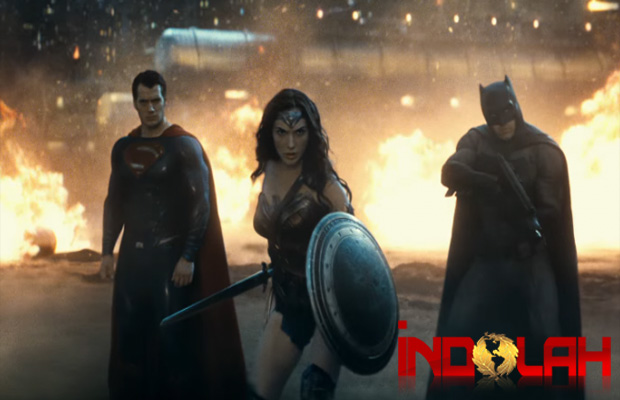 Trailer Batman v Superman: Dawn of Justice