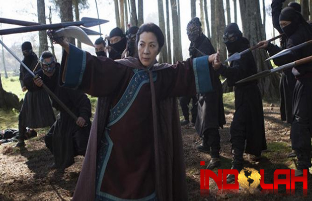 Yuk Intip Trailer Crouching Tiger, Hidden Dragon: Sword of Destiny