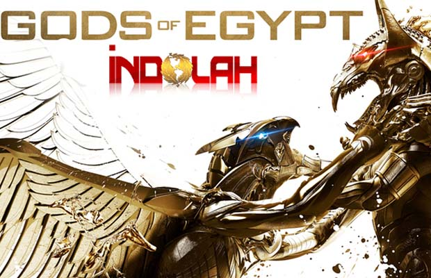 god of egypt logo