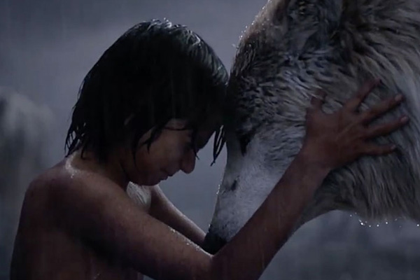 The Jungle Book Super Bowl Rilis Trailer Keren