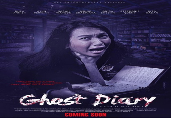 Review - Ghost Diary