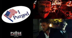Review - The Purge Election Year