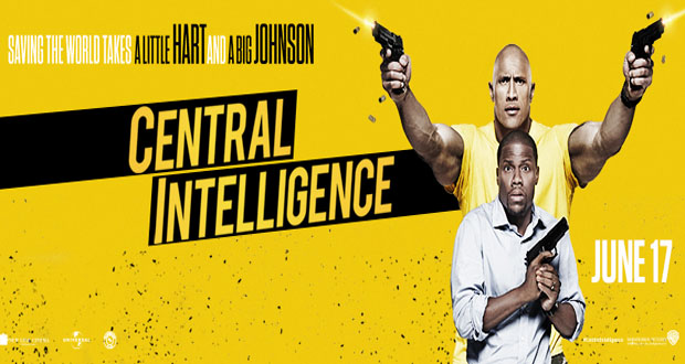 Review : Central Intelligence