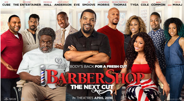 Review - Barbershop - The Next Cut