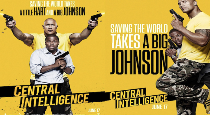 Review - Central Intelligence 2016