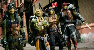 Review , Teenage Mutant Ninja Turtles - Out of the Shadows (2016)
