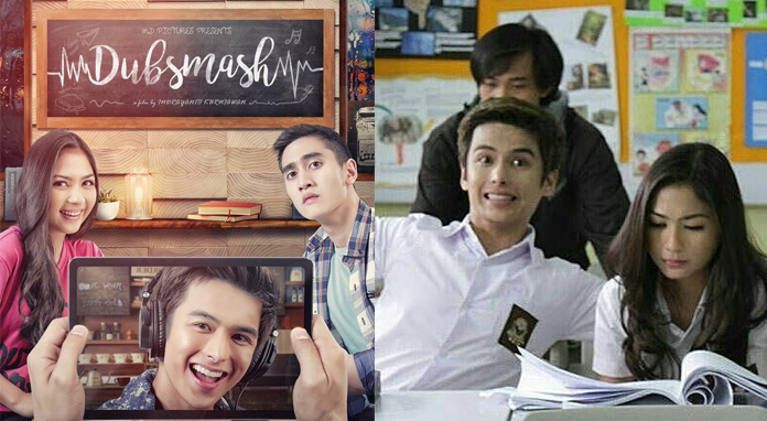 'Teejay Marquez' Main Film Indonesia, Dubsmash The Movie