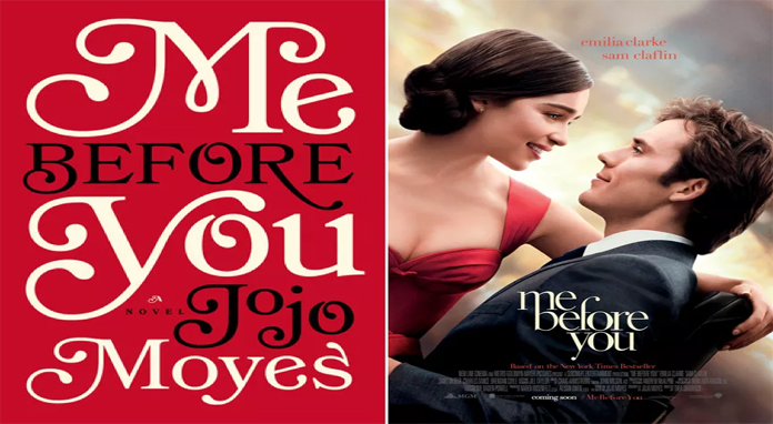 Review : Me Before You