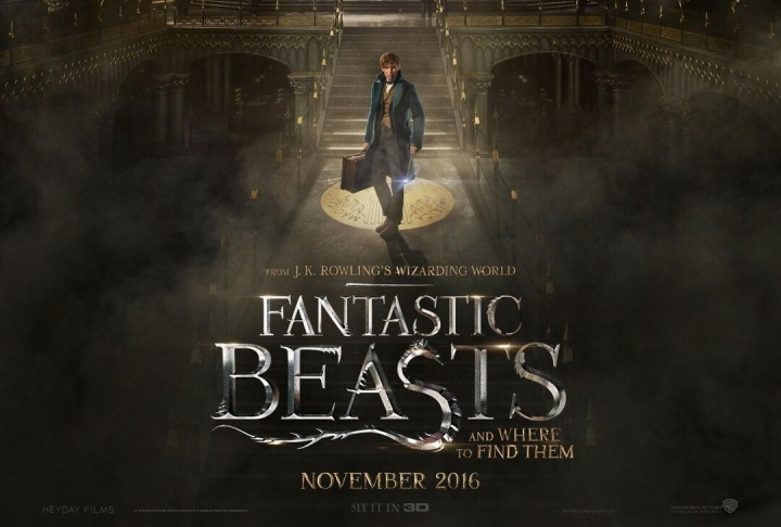Review Film Fantastic Beasts and Where To Find Them (2016) Keren Abis