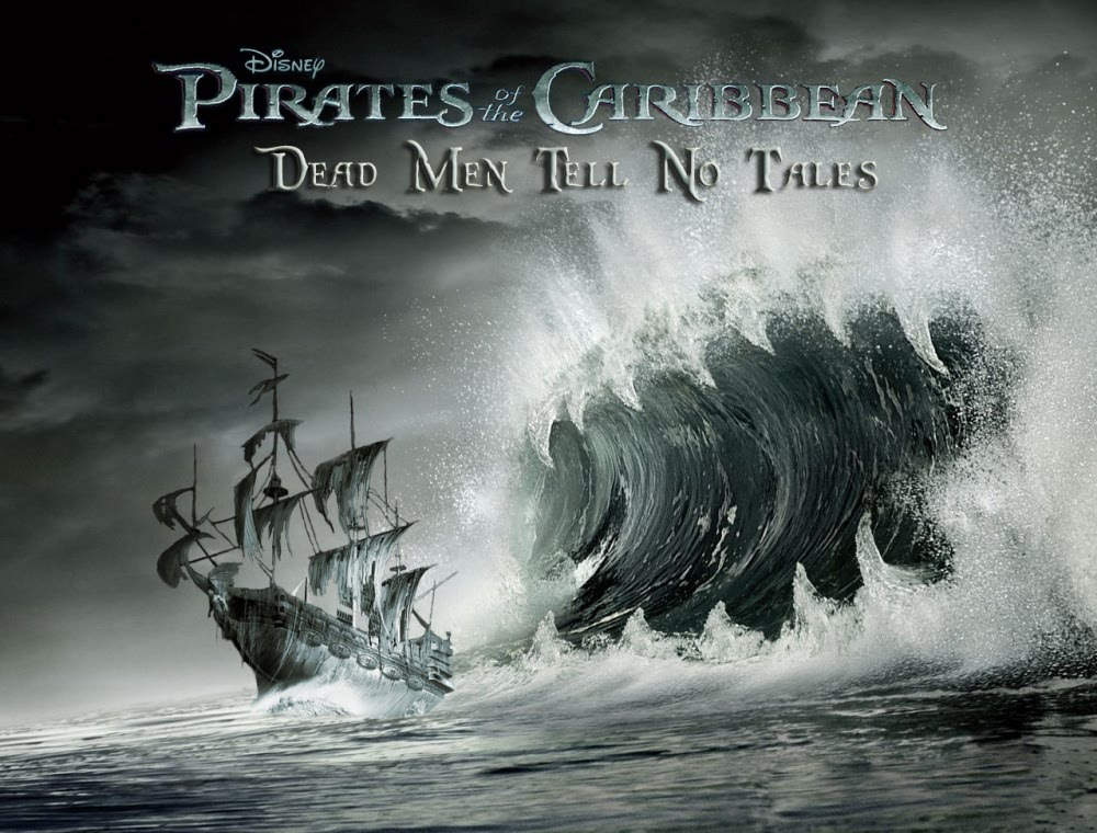 Pirates of the Caribbean 5 : Dead Men Tell No Tales