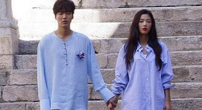 "Lee Min Ho Buka-bukaan Soal Kedekatannya Dengan Jun Ji Hyun di Film Drama ""Legend of The Blue Sea"""