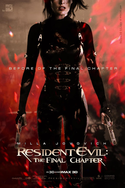 Review Residen Evil : The Final Chapter (2017)