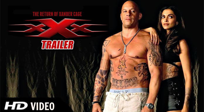 Review XXX : The Return of Xander Cage (2017)