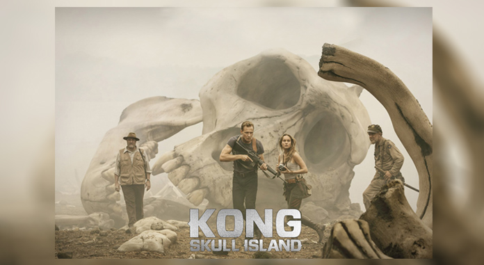 Review Kong: Skull Island (2017)