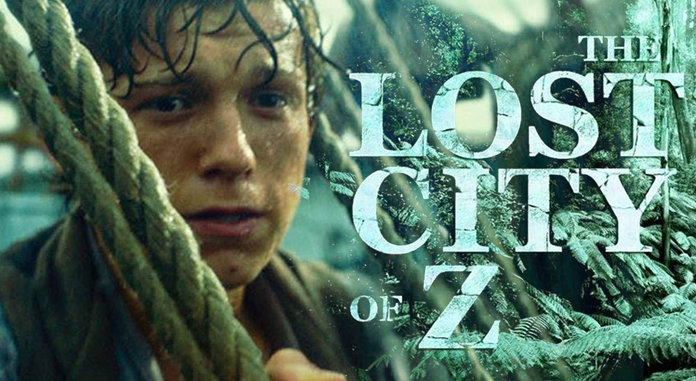 Lihat Trailer 'The Lost City Of Z', Film Terbaru Tom Holland Disini