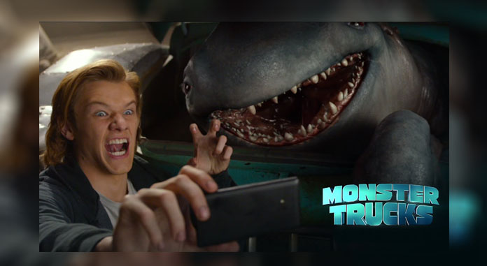 Review Monster Trucks (2017)