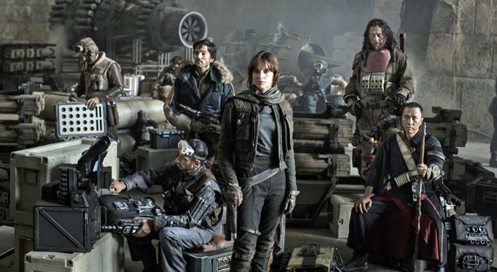 Review Film Rogue One: A Star Wars Story Menjadi Film yang Paling Ditunggu-tunggu Penggemar Star Wars