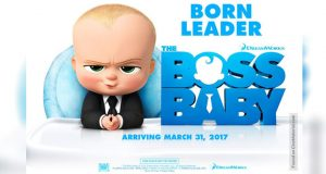 Review Film The Boss Baby (2017)