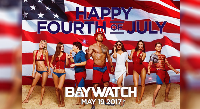 Review Film Baywatch (2017)