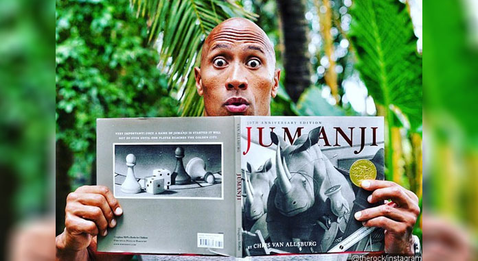 Review Film Jumanji (2017)