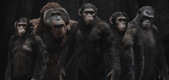 Review Film War For The Planet Of The Apes (2017)