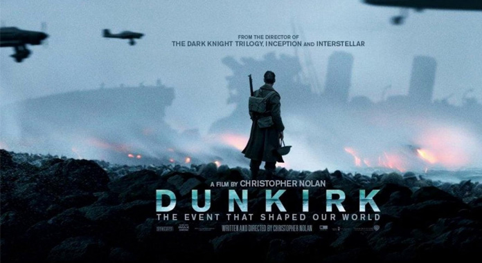 Review Film Dunkirk (2017)