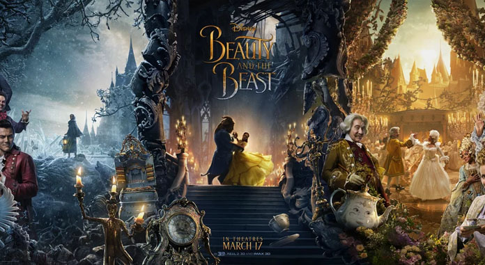 Beauty and the Beast Tak Lama Lagi Akan Tayang Di Bioskop Indonesia