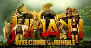 Review Film Jumanji: Welcome to the Jungle (2017)