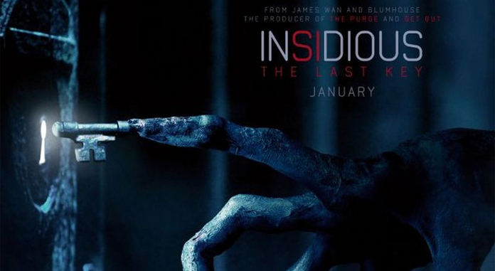 Yuk Intip Trailer Perdana Film Insidious: The Last Key (2018)