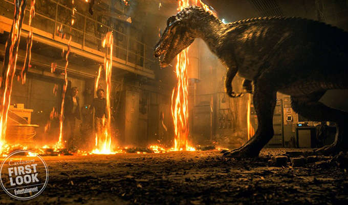 Review Dan Trailer Film Jurassic World: Fallen Kingdom (2018)