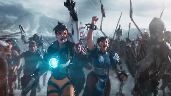 Sinopsis Film Ready Player One (2018)