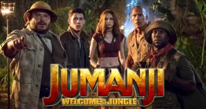 Jumanji Welcome to the Jungle Tetap Perkasa di Puncak Box Office