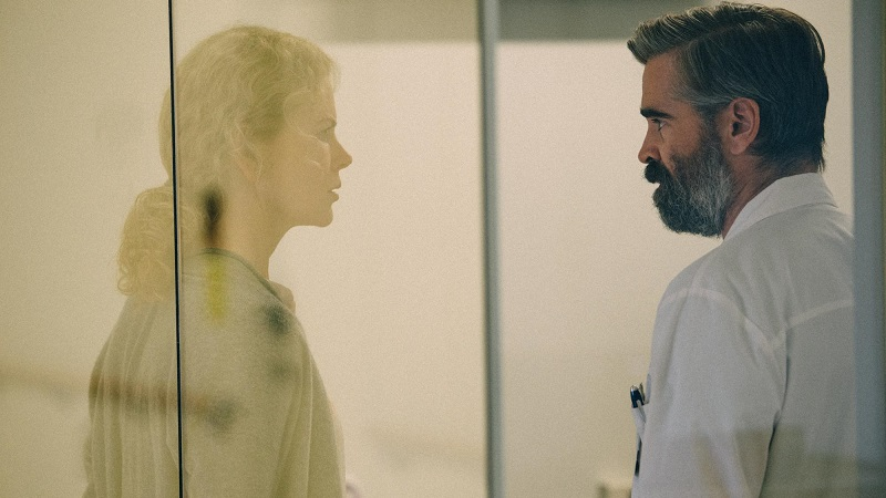 Review Film The Killing of a Sacred Deer (2017)