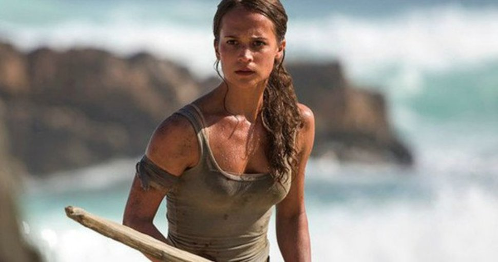 Review Dan Sinopsis Film Tomb Raider (2018)