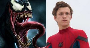 Ternyata Tom Holland Spider-Man Muncul di Film Venom